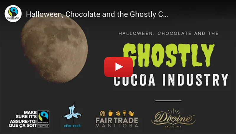 Halloween, Chocolate and the Ghostly Cocoa Industry
